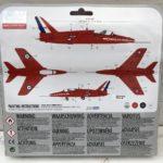 Airfix: RAF Red Arrow Gnat