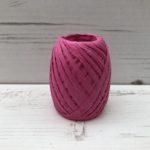 Coloured Raffia: Dark Pink