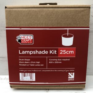 Lampshade Kit 25cm