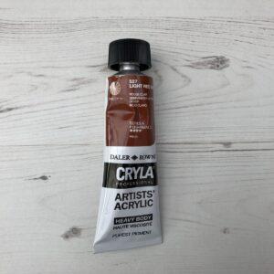 CRYLA 527: Light Red Oxide