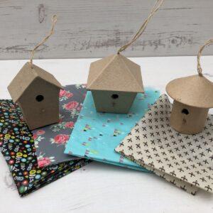 Decopatch Birdbox Set
