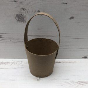 Papier-Mâché Easter Basket