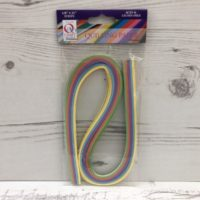Quilling Paper: Mixed Pastel