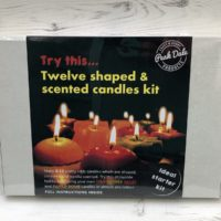 Shaped and Scented Candles Kit