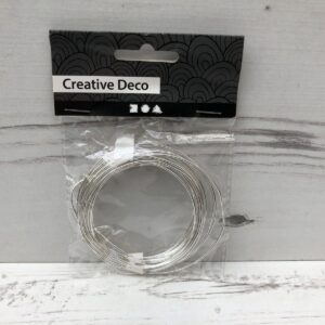 Silver Plated Wire (1.2mm)