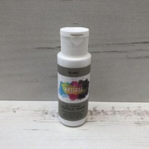 All-Purpose Acrylic: Blanc