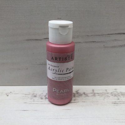 Pearl All-Purpose Acrylic: Blush