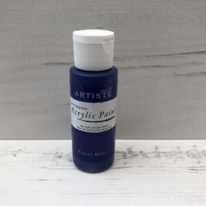 All-Purpose Acrylic: Royal Blue