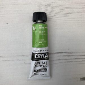 CRYLA 308: Bright Green
