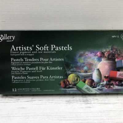 Gallery (Mungvo) Soft Pastels (12 Coloured)