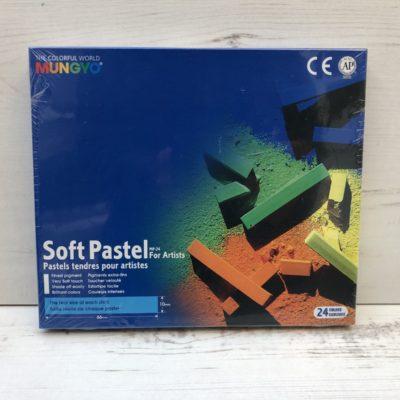 Large Soft Pastels (24 Pack)