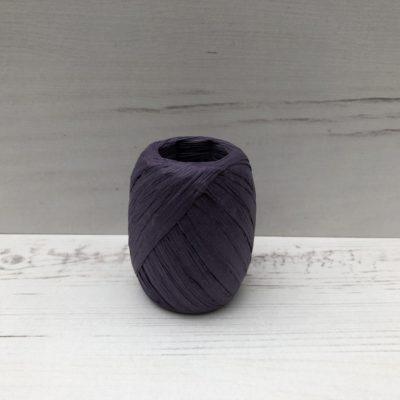 Coloured Raffia: Dark Purple