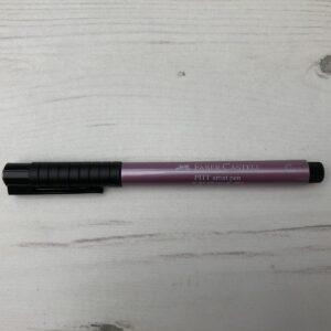 Pitt Pen Bullet: Ruby Metallic (290)