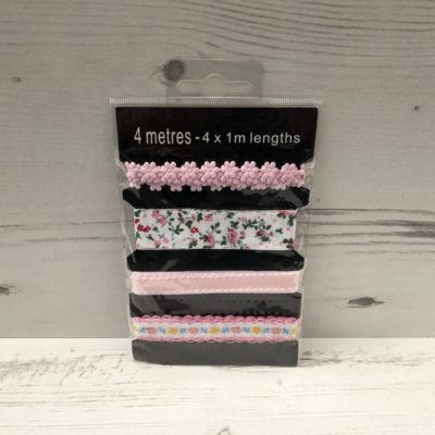 Patterned Ribbon Pack