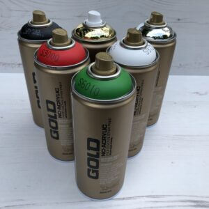 Montana Gold Spray Paints