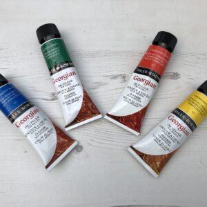 Georgian Oil Colour