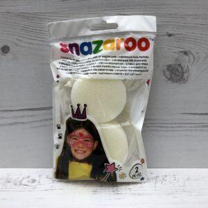 Snazaroo Large Face Paint Sponges