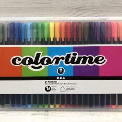 Fineliner Pens (24 Pack)