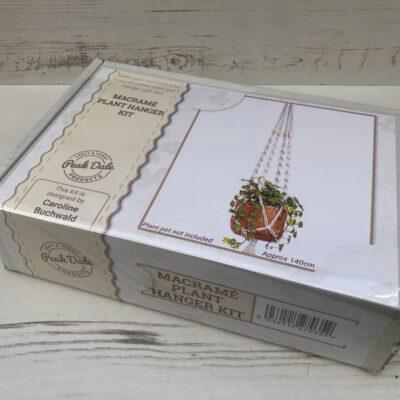 Macramé Plant Hanger Kit