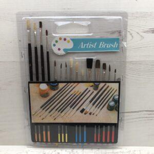 Budget Set of Paintbrushes
