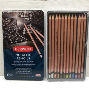 Derwent: Metallic Pencils