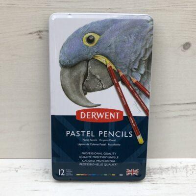 Derwent: Pastel Pencils