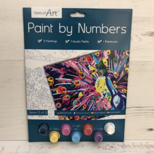 Paint by Numbers Basic: Peacock