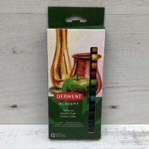 Derwent Academy: Oil Pastels