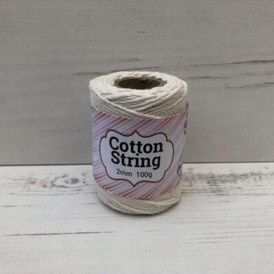Cotton String (50m)