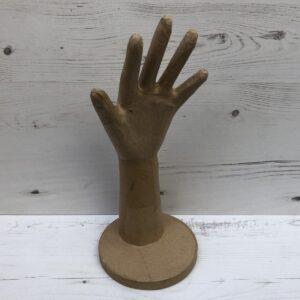 Papier-Mâché Hand (L)