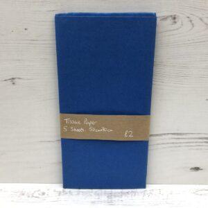 Tissue Paper: Dark Blue