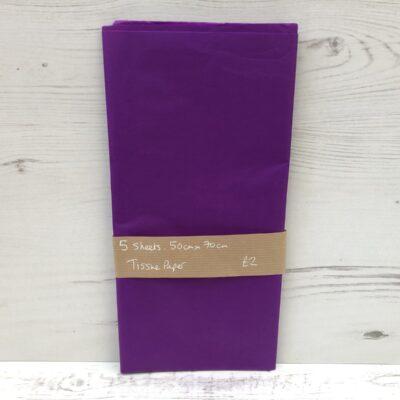 Tissue Paper: Purple