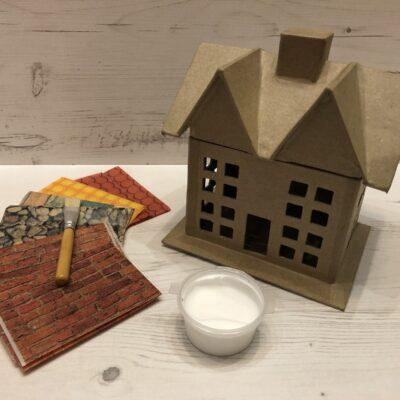 Lockdown Decopatch Kit: House