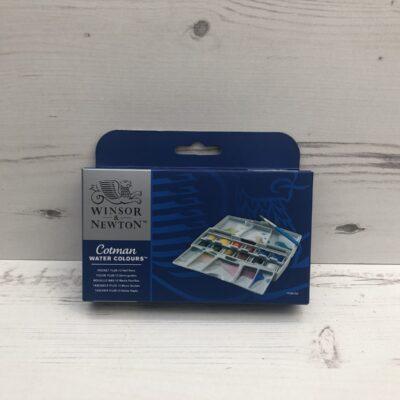 Winsor and Newton: Cotman Watercolour Set Box