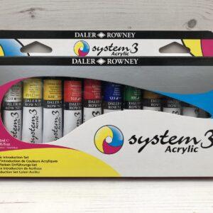 System 3 Acrylic Starter Set (Large)
