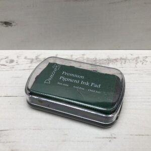 Dovecraft: Premium Pigment Ink Pad: Forest Green