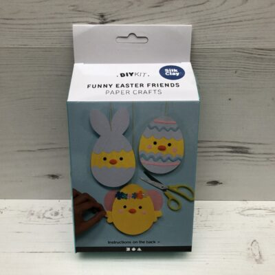 Easter DIY Kit: Funny Friends