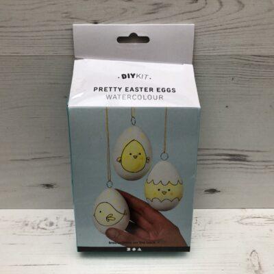 Easter DIY Kit: Watercolour Eggs