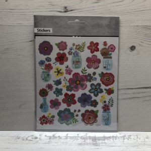 Stickers: Spring Flowers