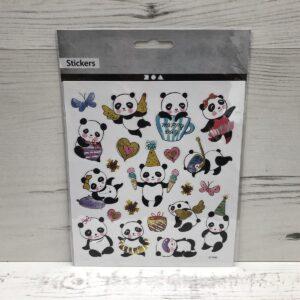 Stickers: Pandas