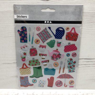 Stickers: Garden Life