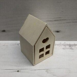 Wooden Storage House