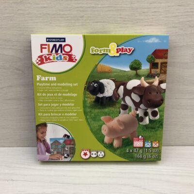 Fimo Kids: Form and Play: Farm