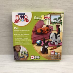 Fimo Kids: Form and Play: Pet