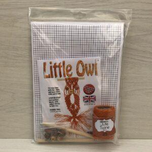 Macramé: Little Owl Kit