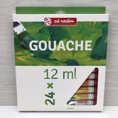 Gouache: 24 Tube Starter Set