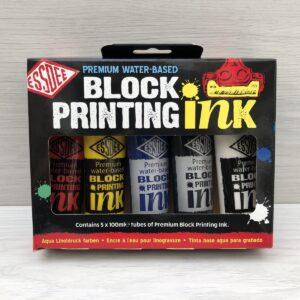 Essdee: Block Printing Ink