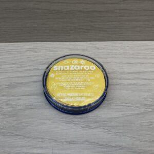 Snazaroo 18g Face Paint: Bright Yellow