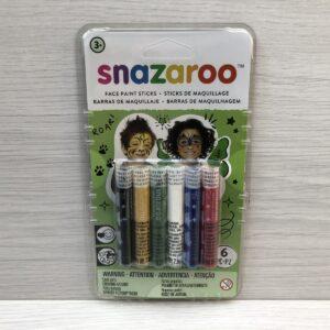 Snazaroo: Rainbow Face Paint Sticks