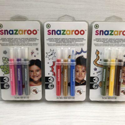 Snazaroo: Face Paint Brush Pens